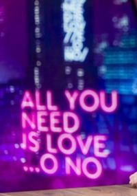All you need is love o no