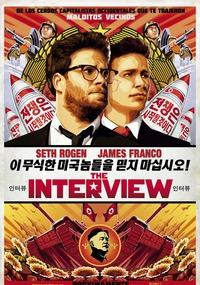 poster de The Interview