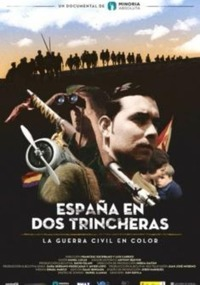 España dividida: La Guerra Civil e color
