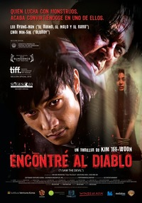 poster de Encontre al diablo