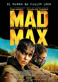 poster de Mad Max: Fury Road