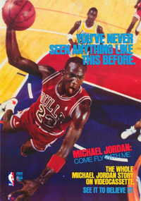 Michael Jordan - Come fly with me