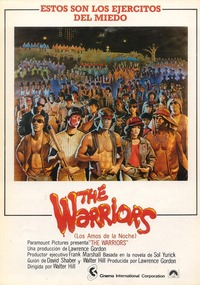 The Warriors: Los amos de la noche