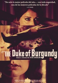 poster de The Duke of Burgundy