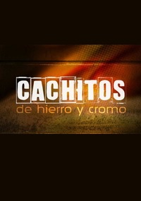 Cachitos de hierro y cromo