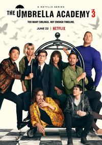 poster de The Umbrella Academy